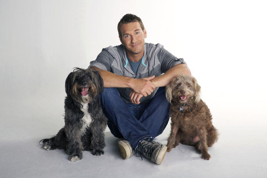 (1. Staffel) - Der Hundetrainer Brandon McMillan hat es sich zur Aufgabe gemacht, schwer vermittelbare Hunde aus dem Tierheim zu holen, sie zu train... - Bildquelle: Tyler Golden Litton Entertainment 2013