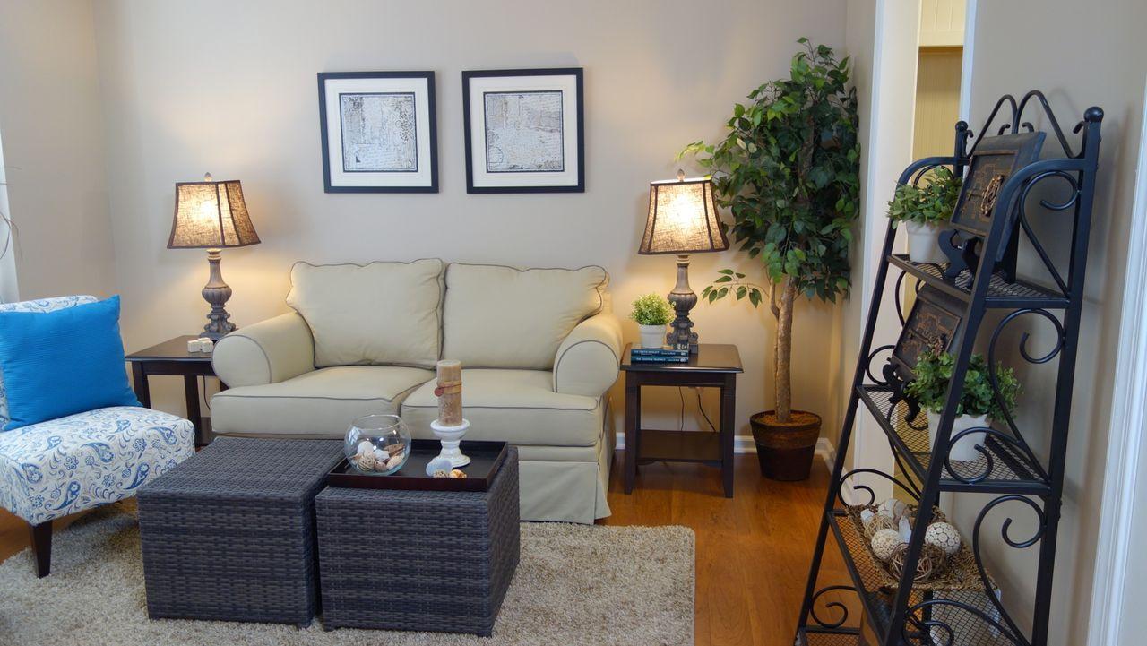 Ein Apartment in Virginia Beach - Bildquelle: 2014, HGTV/Scripps Networks, LLC. All Rights Reserved.