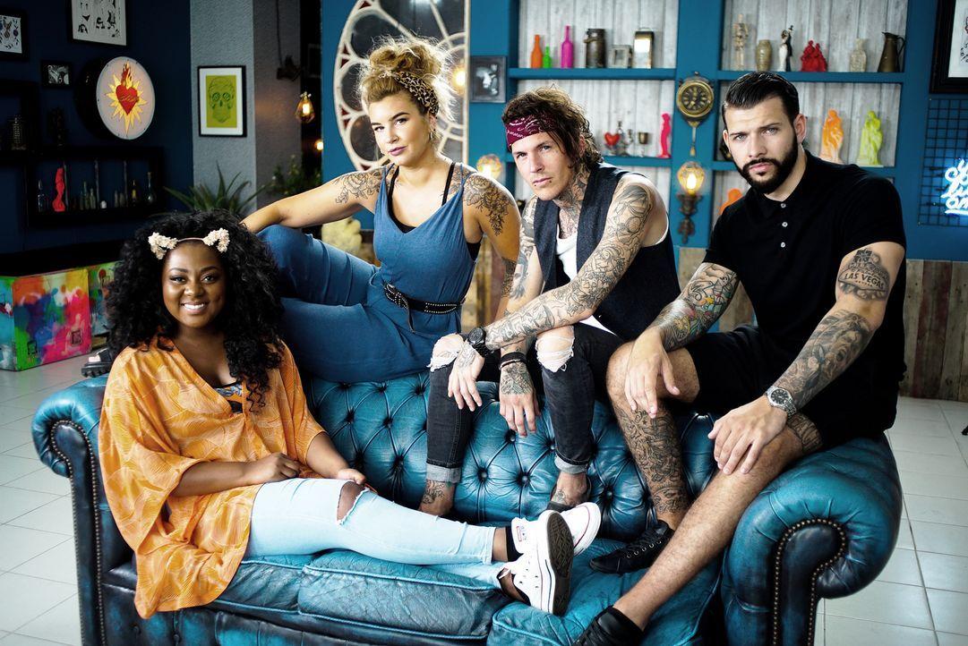 Wenn ein grausames Tattoo an durchzechte Partynächte erinnert und ein peinliches Andenken an eine unüberlegte Urlaubsentscheidung ist, dann sind die... - Bildquelle: Lion TV & all3media International