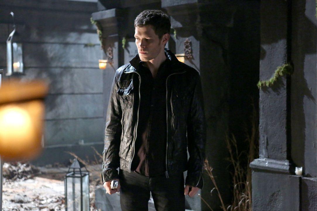 Klaus will Rache - Bildquelle: Warner Bros. Entertainment Inc.