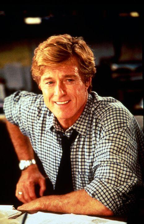 Warren (Robert Redford) beschließt, als Korrespondent in ein mittelamerikanisches Krisengebiet zu gehen - eine schicksalhafte Entscheidung ... - Bildquelle: Buena Vista Pictures