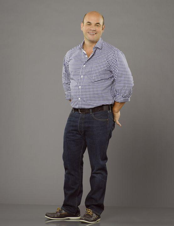 (3. Staffel) - Ist sehr von sich überzeugt: Andy Torres (Ian Gomez) ... - Bildquelle: 2011 American Broadcasting Companies, Inc. All rights reserved.