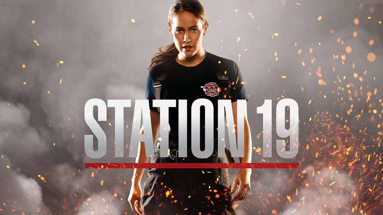 (1. Staffel) - Station 19 - Artwork - Bildquelle: 2018 American Broadcasting Companies, Inc. All rights reserved.