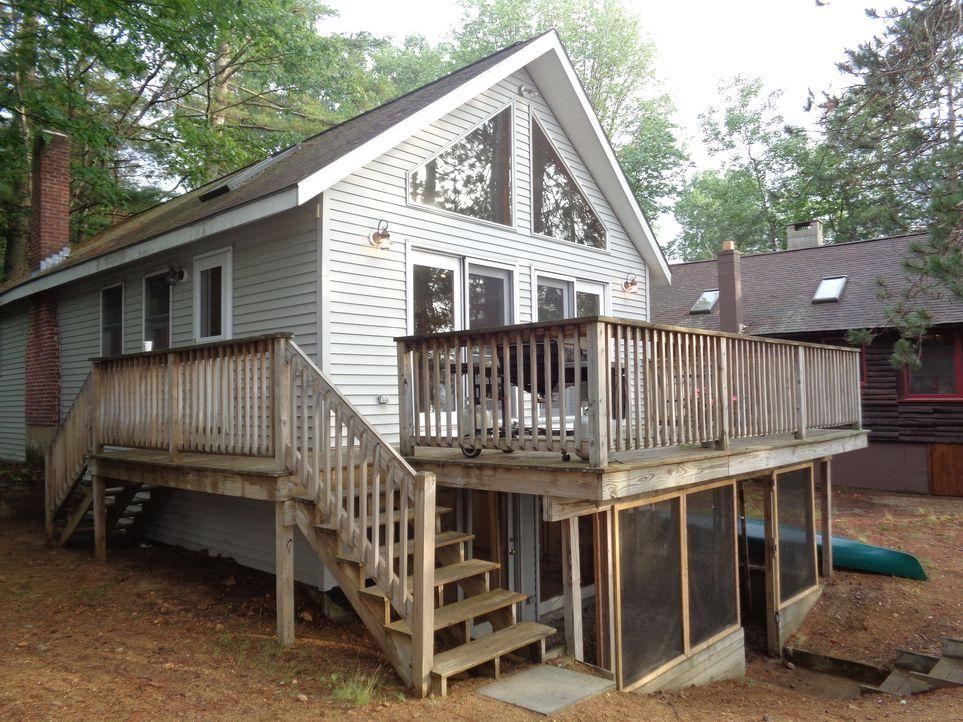 Bisher hatten Gina und Scott kein Glück, um ein Haus am See zu finden, das ihr Budget von 375.000 $ nicht sprengt und ihren Vorstellungen entspricht... - Bildquelle: 2015, HGTV/Scripps Networks, LLC. All Rights Reserved.