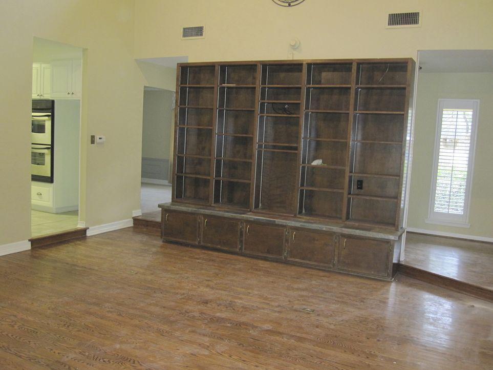 Triste Räume und dunkle Möbel, gegen diese Einrichtungssünden haben Chip und Joanna Gaines ein Mittel ... - Bildquelle: 2014, HGTV/ Scripps Networks, LLC.  All Rights Reserved.
