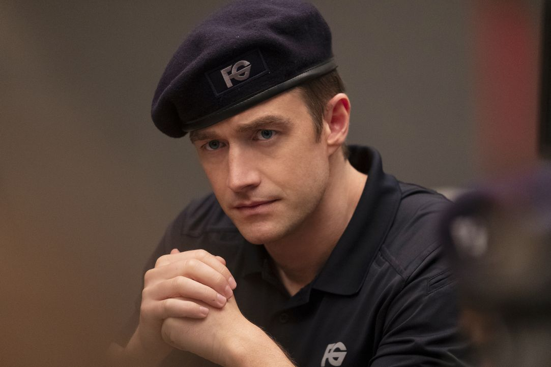 Major Lillywhite (Robert Buckley) - Bildquelle: Michael Courtney 2019 The CW Network, LLC. All Rights Reserved. / Michael Courtney