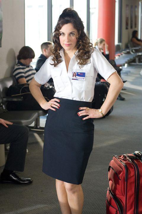 Kirks Ex Marnie (Lindsay Sloane) ... - Bildquelle: 2009 DREAMWORKS LLC. All Rights Reserved.
