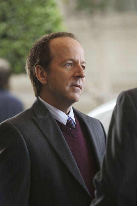 Hütet Frank Davis (Jeff Harlan) ein düsteres Geheimnis? - Bildquelle: ABC Studios