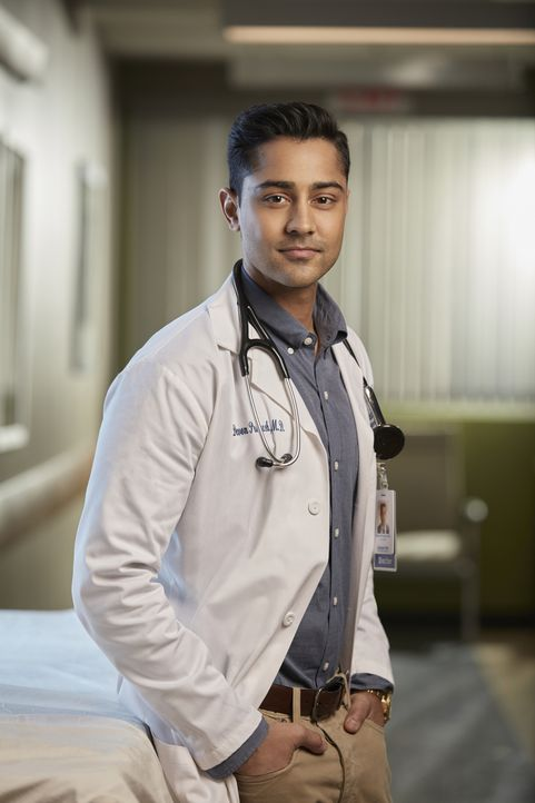 Dr. Devon Pravesh (Manish Dayal)  - Bildquelle: David Johnson 2018 Fox and its related entities. All rights reserved. / David Johnson