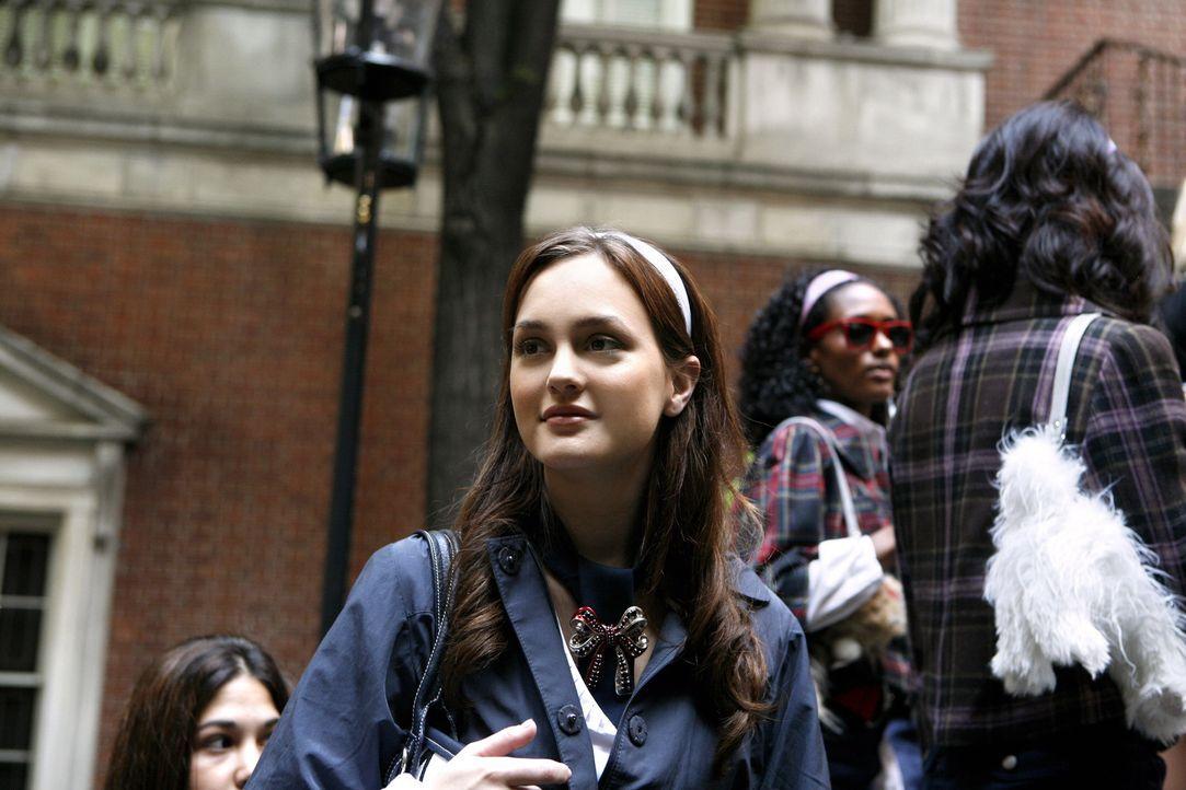Der Zickenkrieg nimmt immer schlimmere Ausmaße an: Blair (Leighton Meester) überlegt schon ihren nächsten Coup ... - Bildquelle: Warner Brothers
