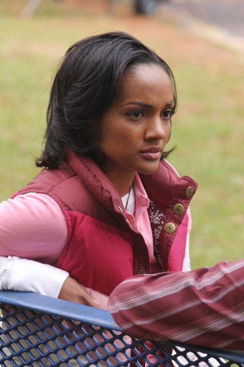 Faith (Mekia Cox) ist mehr als überrascht, als ihr Lucas von seiner neuen Freundin erzählt ... - Bildquelle: Warner Bros. Pictures