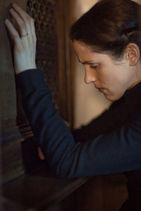 Margarete Beaufort (Amanda Hale) ist nach wie vor der Überzeugung, dass ihr Sohn Henry König von England wird. - Bildquelle: 2013 Starz Entertainment LLC, All rights reserved