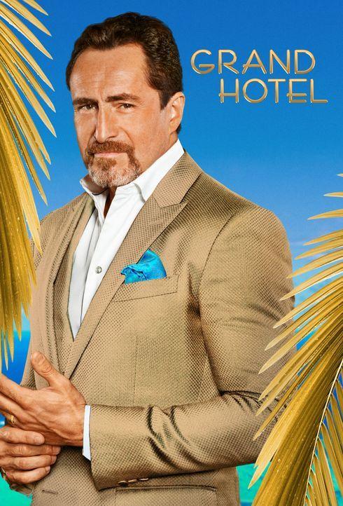 (1. Staffel) - Grand Hotel - Artwork - Bildquelle: 2018 American Broadcasting Companies, Inc. All rights reserved.