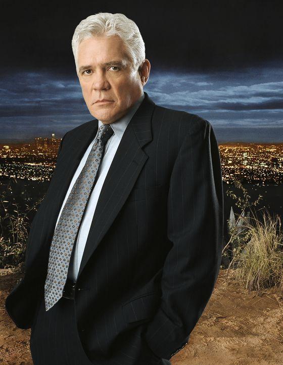 (1. Staffel) - Detective Lt. Provenza (G.W. Bailey) ist wie der Rest der Männer des L.A. Polizeipräsidiums nicht wirklich begeistert von der neuen C... - Bildquelle: Warner Brothers
