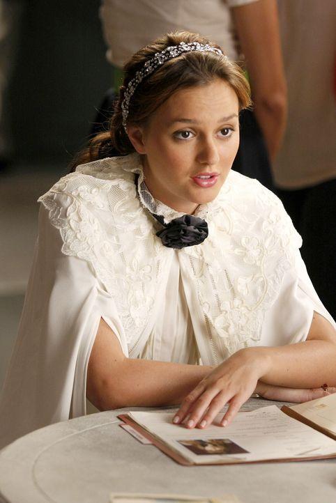 Führt Castings durch, um herauszufinden, wer in ihre Clique aufgenommen werden sollte: Blair (Leighton Meester)  ... - Bildquelle: Warner Brothers