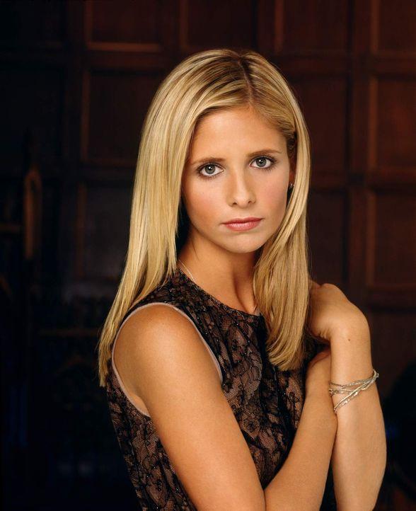 """(4. Staffel) - Als Buffy (Sarah Michelle Gellar) von der """"Initiative"""", einer verdeckten Einheit des US-Militärs, erfährt, ist sie alles andere als b... - Bildquelle: Twentieth Century Fox Film Corporation."""