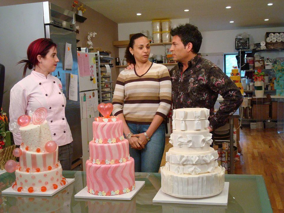 Braut Dayira hat ein Faible für Süßes und ganz besonders für Lollipops. Davi... - Bildquelle: Pilgrim Studios 2009