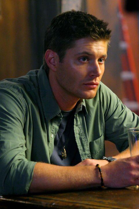 Andy wendet seine Fähigkeiten bei Dean (Jensen Ackles) an und beeinflusst dadurch seine Gedanken ... - Bildquelle: Warner Bros. Television