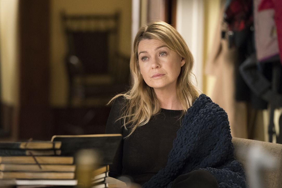 Meredith (Ellen Pompeo) setzt alles daran, herauszufinden, was wirklich zwischen Marie Cerone und ihrer Mutter passiert ist ... - Bildquelle: Mitch Haaseth 2017 American Broadcasting Companies, Inc. All rights reserved./Mitch Haaseth
