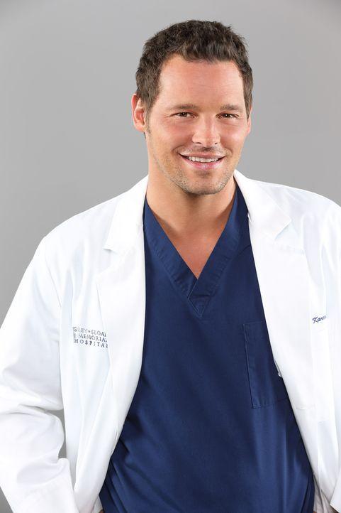 (10. Staffel) - Neue Herausforderungen warten täglich auf Dr. Alex Karev (Justin Chambers) ... - Bildquelle: ABC Studios