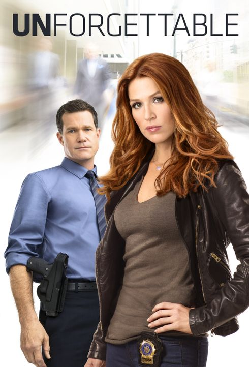 (3. Staffel) - UNFORGETTABLE - Artwork - Bildquelle: 2014 Sony Pictures Television Inc. All Rights Reserved.