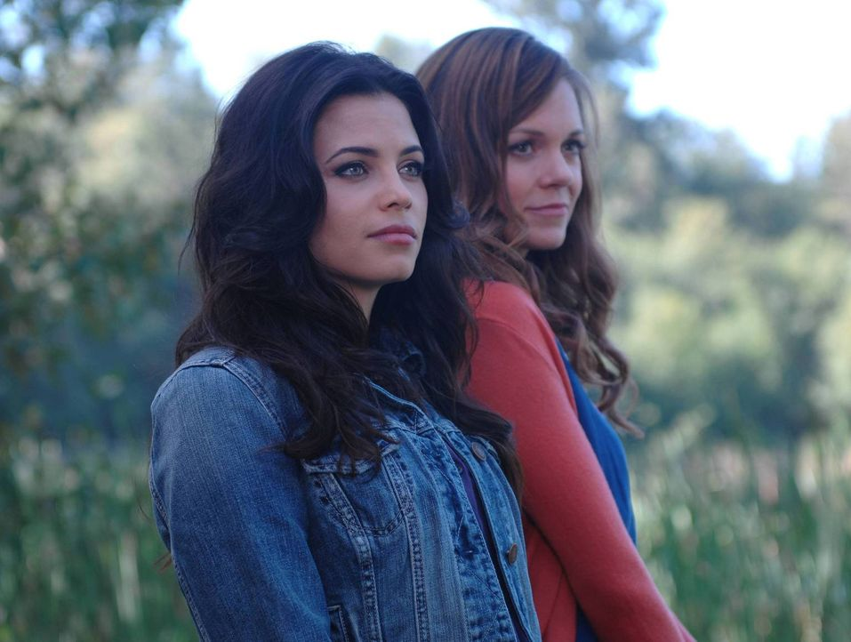 Von ihrer Tante werden Freya (Jenna Dewan-Tatum, l.) und Ingrid (Rachel Boston, r.) in die große Kunst der Hexerei eingewiesen ... - Bildquelle: 2013 Twentieth Century Fox Film Corporation. All rights reserved.