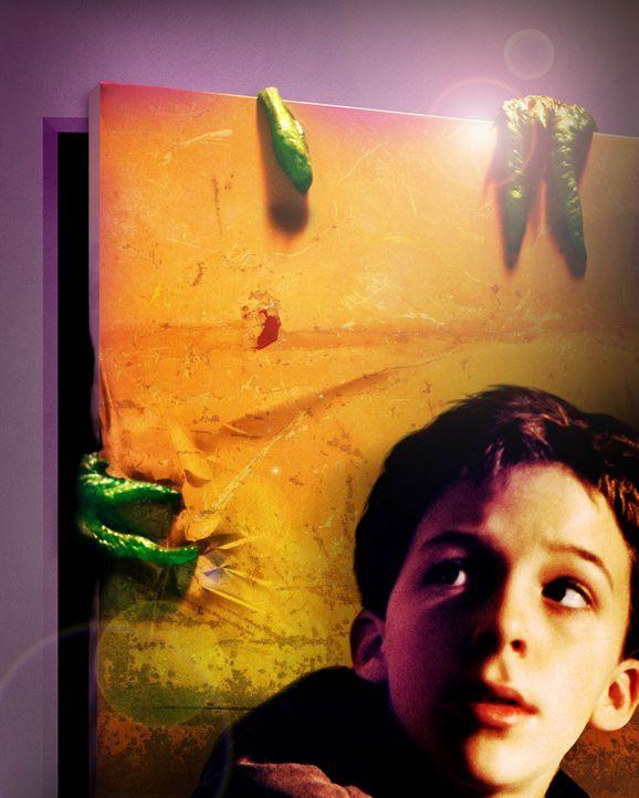 Ben (Bobby Edner) ist ein Außenseiter, der früh, auf grausame Art, seine Mutter verloren hat. Er liebt Alien-Comics und Science-Fiction-Filme und... - Bildquelle: 2004 Sony Pictures Television International. All Rights Reserved.