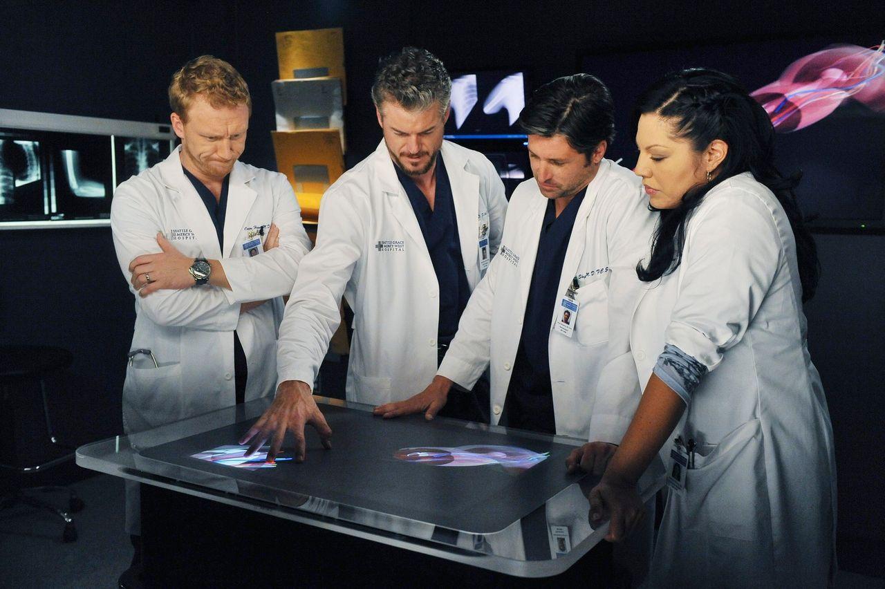 Greys Anatomy Seattle Medical Sixx