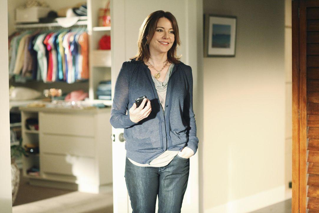 Andy schenkt Ellie (Christa Miller) eine Nanny für ihren Sohn Stan. Sie gerät fürchterlich unter Druck, denn jetzt glaubt sie, arbeiten gehen zu... - Bildquelle: 2009 ABC INC.
