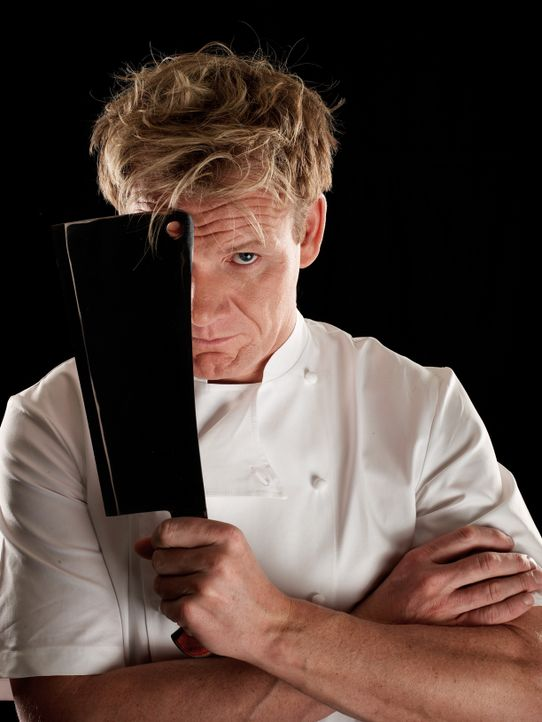 Gordon Ramsay: Messerscharfe Zunge - Bildquelle: Fox Broadcasting. All rights reserved.