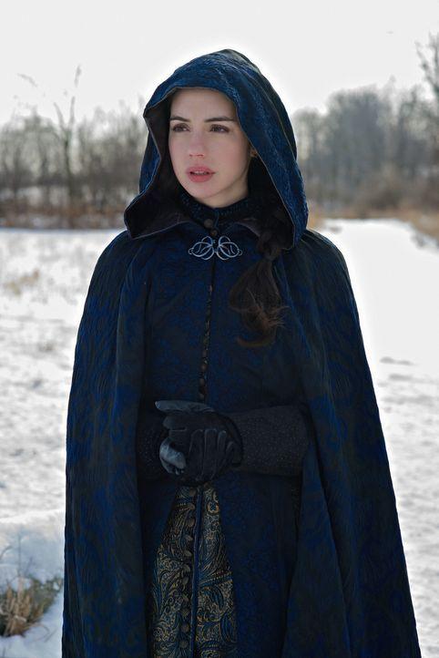 Sie ist sich sicher, dass eine Abreise nach Schottland der einzig richtige Weg ist: Mary (Adelaide Kane) ... - Bildquelle: Sven Frenzel 2014 The CW Network, LLC. All rights reserved.
