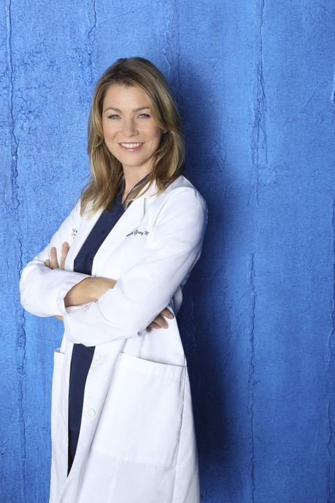(9. Staffel) - Stets im Einsatz, um Leben zu retten: Meredith (Ellen Pompeo) ... - Bildquelle: ABC Studios