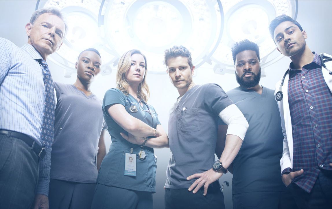(2. Staffel) - Atlanta Medical - Artwork - Bildquelle: 2018-2019 Twentieth Century Fox Film Corporation.  All rights reserved.
