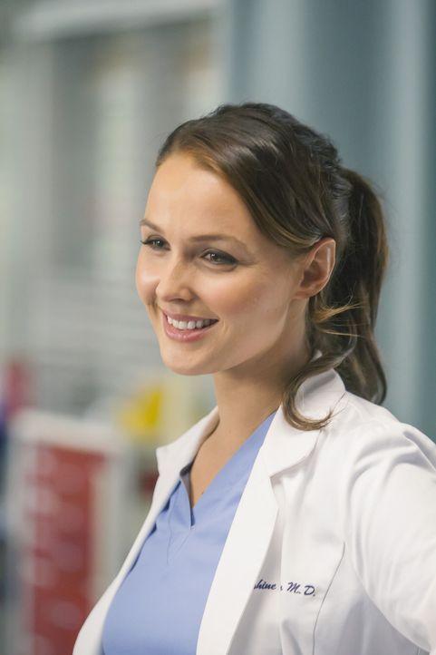 Ist froh, dass es zwischen Alex und ihr so gut läuft: Jo (Camilla Luddington) ... - Bildquelle: ABC Studios