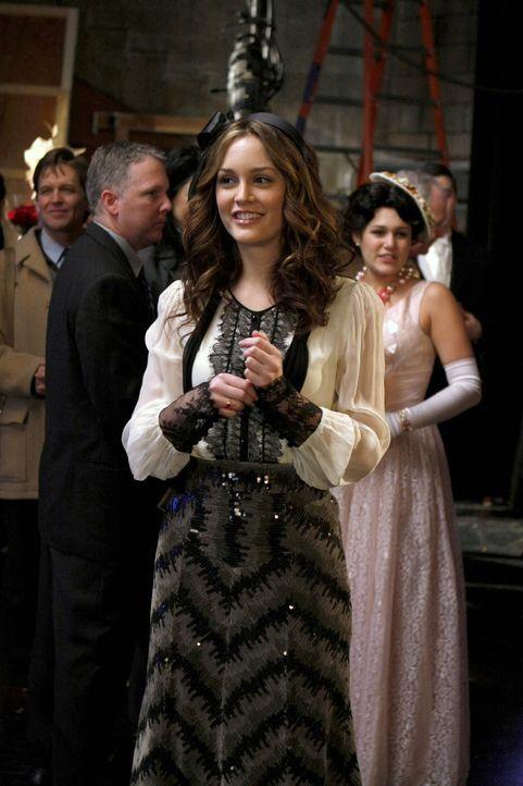 Noch ahnt Blair (Leighton Meester) nicht, dass sie nicht in Yale aufgenommen wird ... - Bildquelle: Warner Brothers