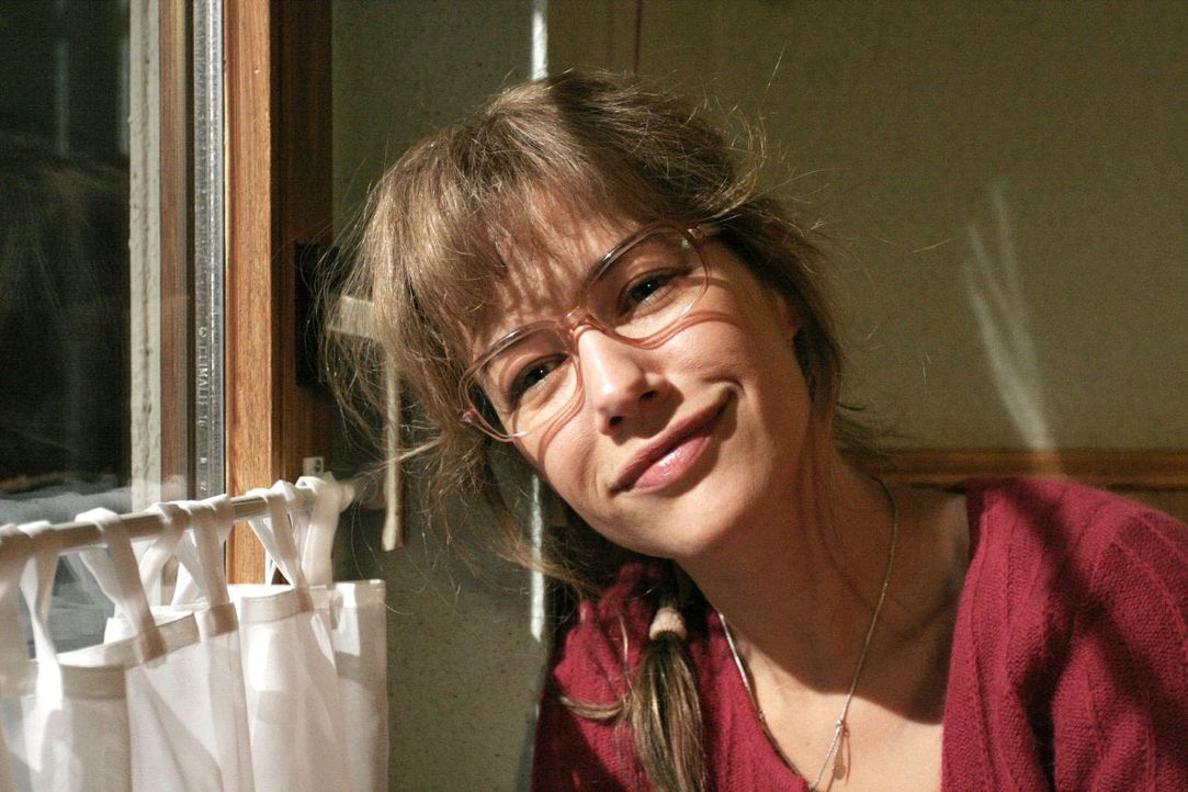 Lisa (Alexandra Neldel) ist nach dem Kuss ganz beseelt - und in Gedanken bei Rokko. (Dieses Foto von Alexandra Neldel darf nur in Zusammenhang mit d... - Bildquelle: Noreen Flynn SAT.1 / Noreen Flynn