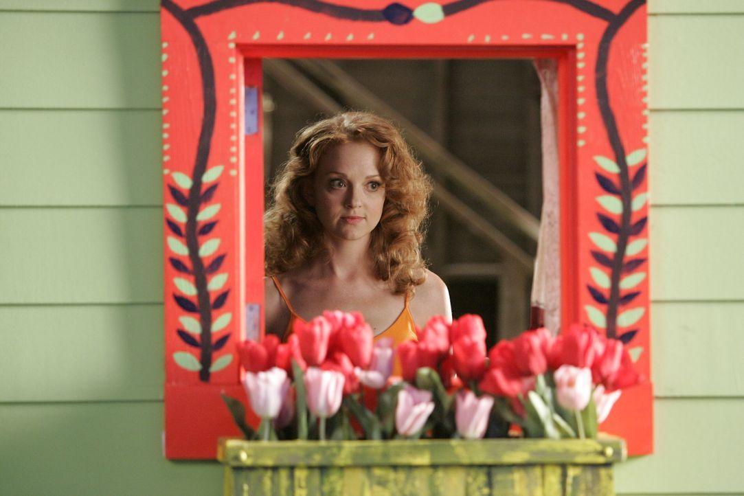 Elsita (Jayma Mays) lebt in einer Windmühle und wird dort von Lemuel 'Lefty Lem' aufgesucht, der allerdings keinen netten Antrittsbesuch abstatten m... - Bildquelle: Warner Brothers