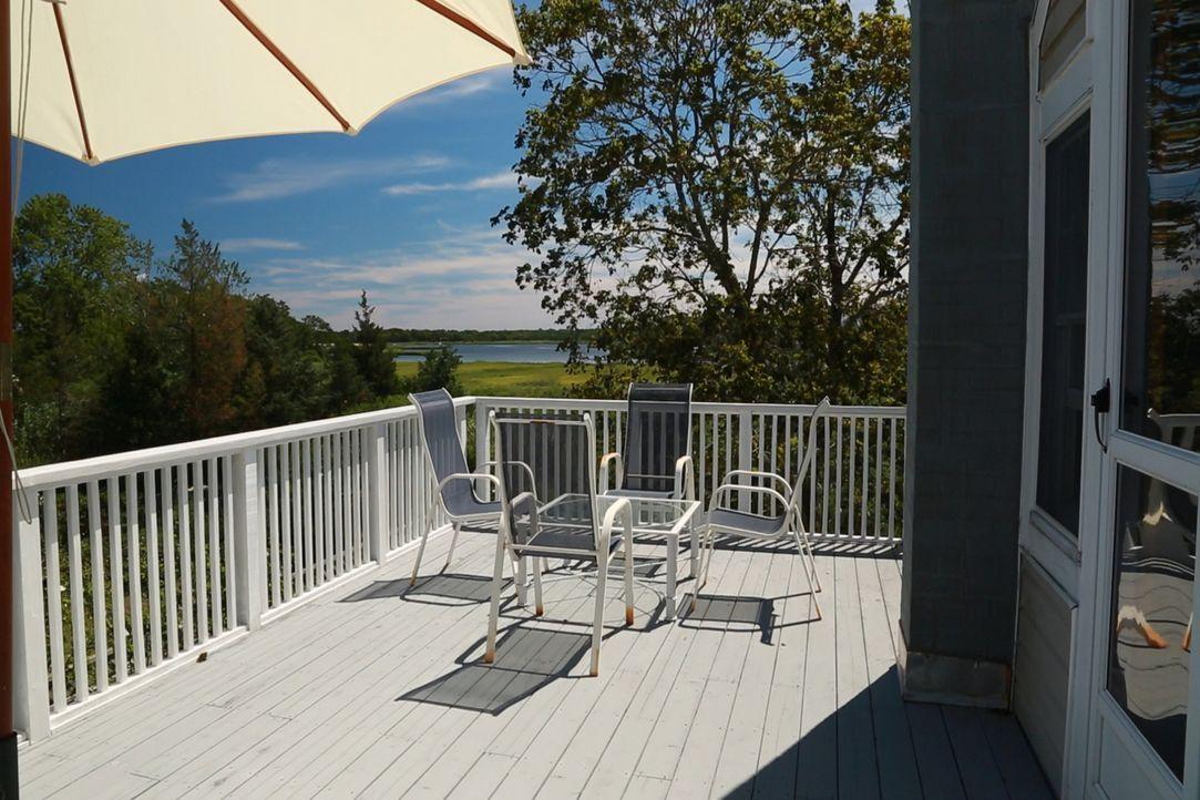 Mit einem Budget von 375.000 Dollar wollen Alan und Jodi eine Immobilie für Familienurlaube kaufen. Allerdings ist das in den angesagten Hamptons ga... - Bildquelle: 2013,HGTV/Scripps Networks, LLC. All Rights Reserved