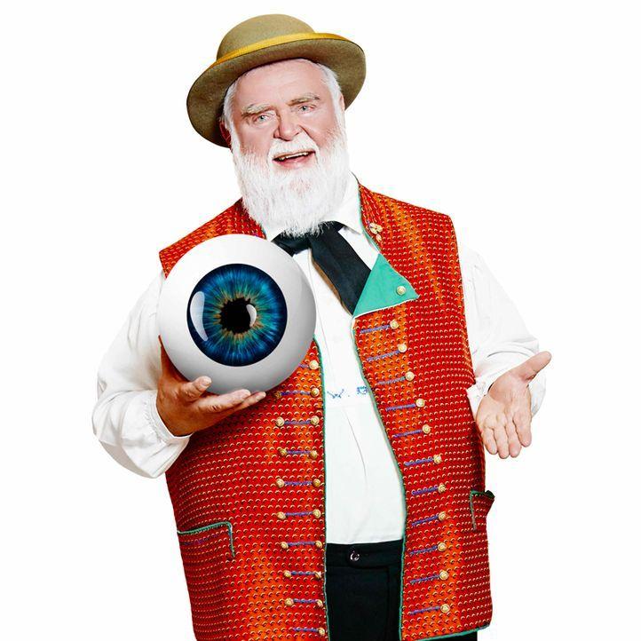 Promi Big Brother 2015: Wilfried Gliem - Bildquelle: SAT.1