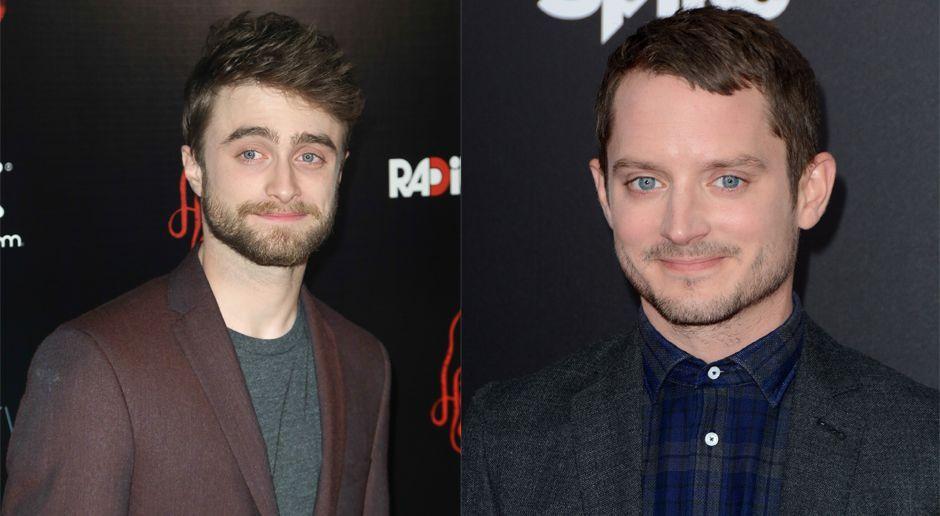 Daniel Radcliffe und Elijah Wood - Bildquelle: WENN.com