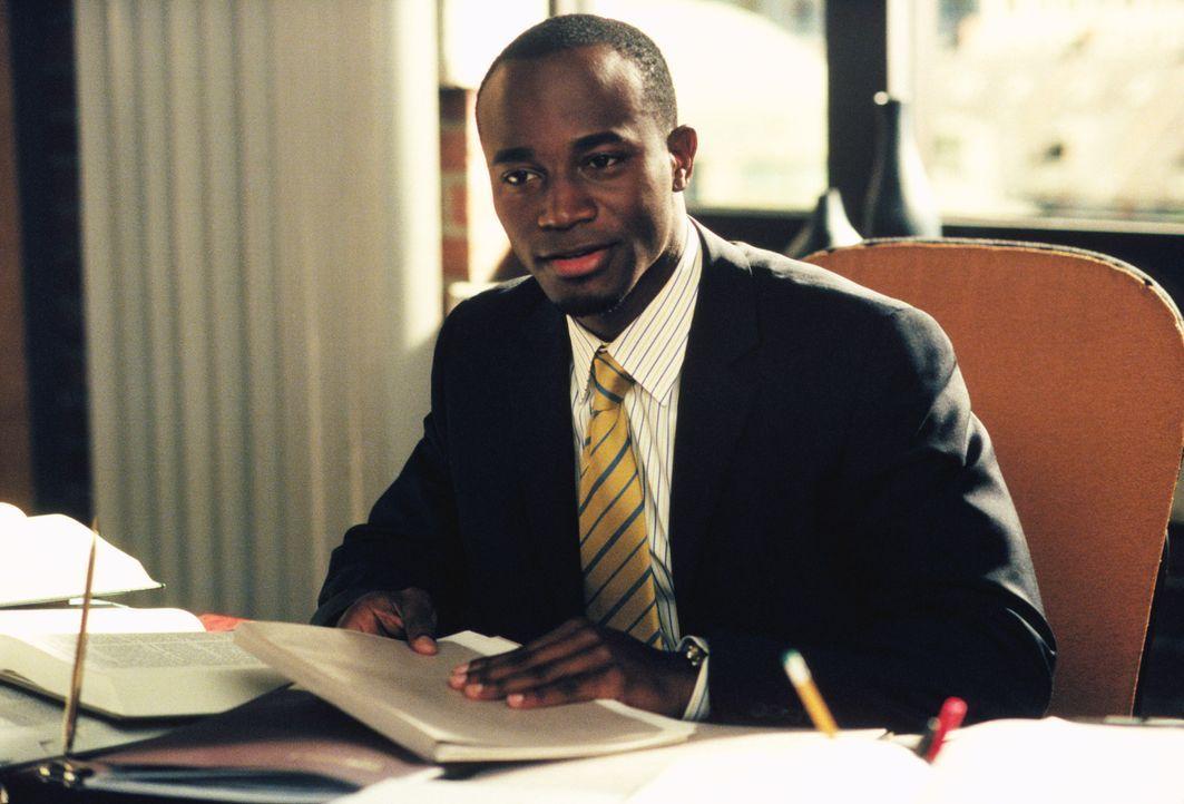 Jackson (Taye Diggs) sorgt für ein Gefühlschaos bei Ling ... - Bildquelle: 2001 Twentieth Century Fox Film Corporation. All rights reserved.