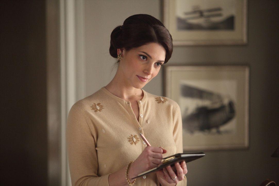 Im Ausweichen von Fragen ist Amanda (Ashley Greene) eine wahre Meisterin ... - Bildquelle: 2011 Sony Pictures Television Inc.  All Rights Reserved.
