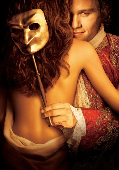 Casanova - Artwork - mit Heath Ledger - Bildquelle: Buena Vista Pictures. All rights reserved