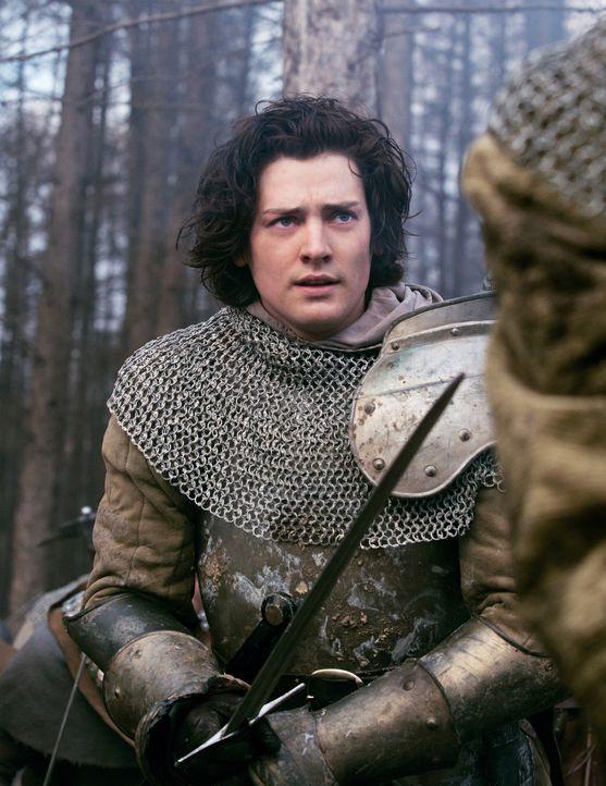Wird in einen Sumpf aus Intrigen und Lügen gezogen: Richard, Duke of Gloucester (Aneurin Barnard) ... - Bildquelle: 2013 Company Television Limited LEGAL