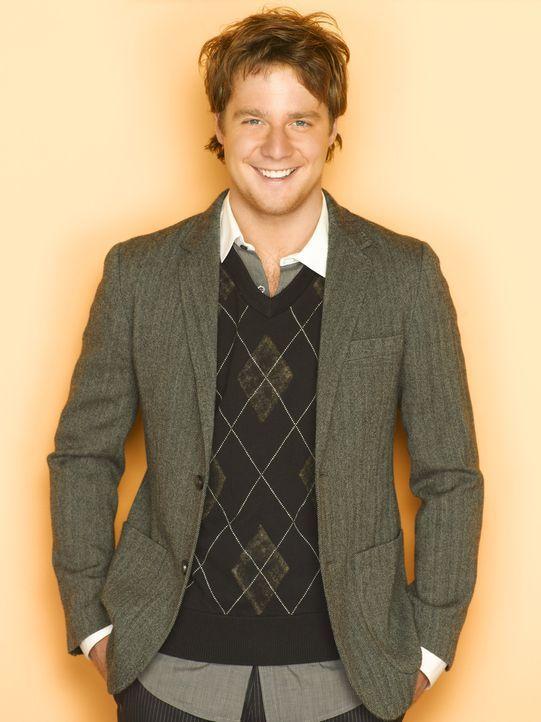 (3. Staffel) - Evan (Jake McDorman) ist der charismatische, zielstrebige Sohn einer wohlhabenden Familie und Mitglied der Verbindung Omega Chi, der... - Bildquelle: 2008 ABC Family