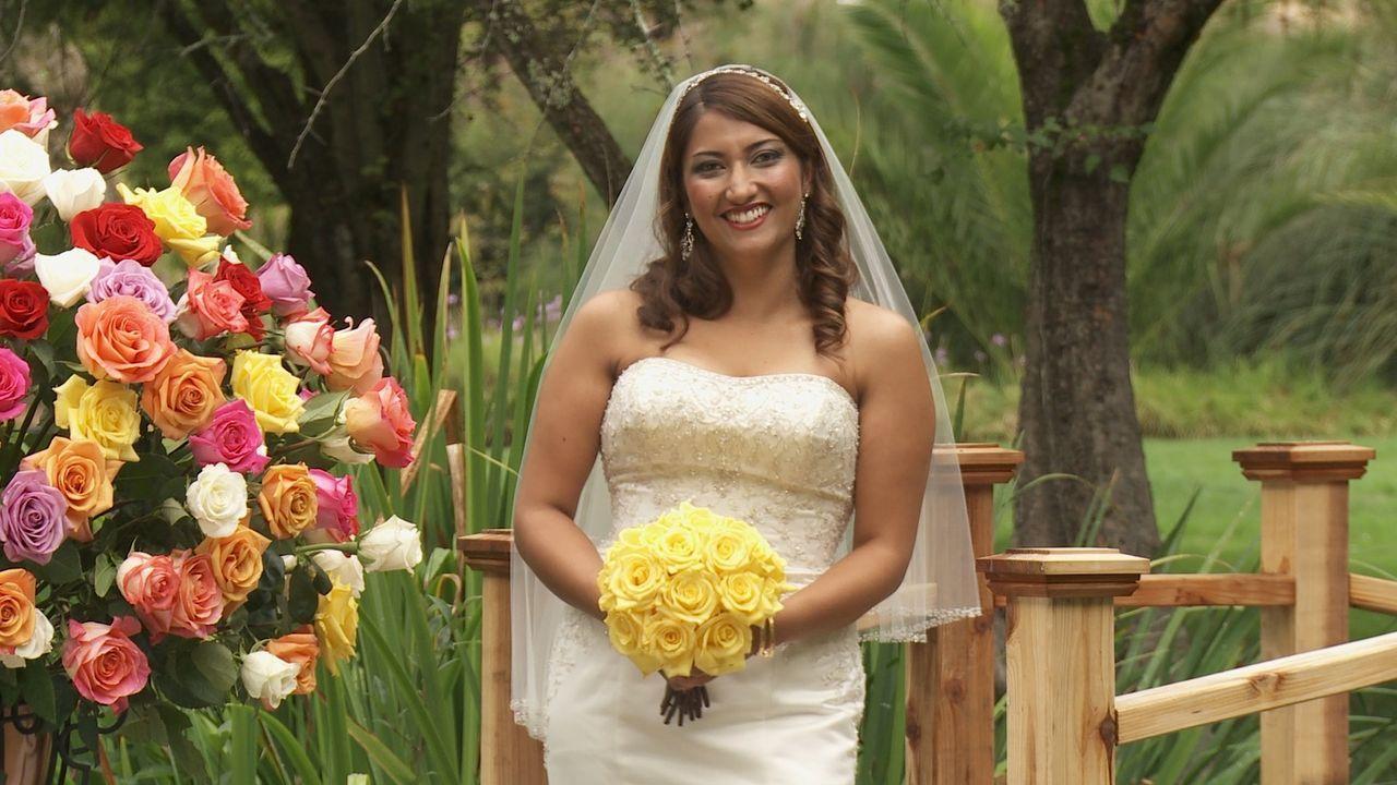 Wie wird sich die Braut Shelly im Vergleich zu den drei anderen Bräuten schlagen? - Bildquelle: Richard Vagg DCL