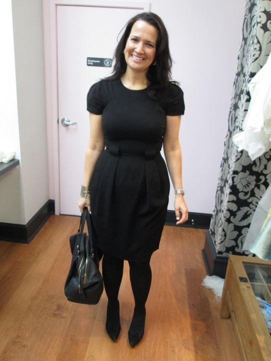 Leslie tut alles, um auch Kundinnen mit kleinem Geldbeutel ein Designer-Kleid zu ermöglichen ... - Bildquelle: TLC