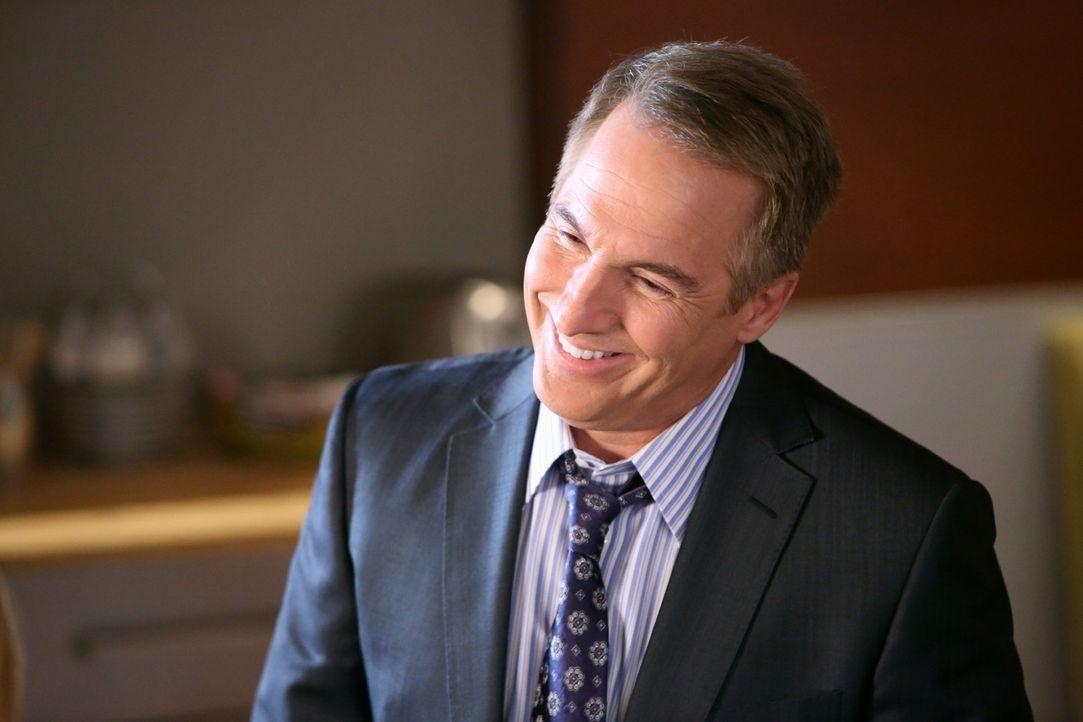 Hat Angst seinem Lebensmut zu verlieren: Sheldon (Brian Benben) ... - Bildquelle: ABC Studios