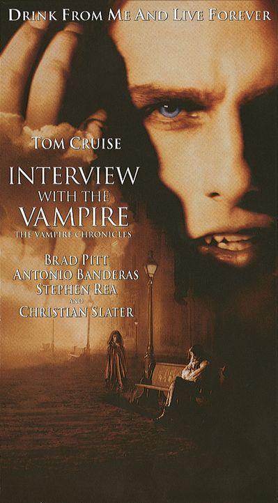 """""""Interview mit einem Vampir"""" - Plakatmotiv - Bildquelle: Warner Bros."""