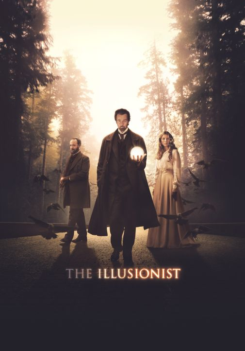 THE ILLUSIONIST - Plakatmotiv - Bildquelle: 2006 Yari Film Group Releasing, LLC.  All Rights Reserved.